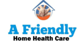 A Friendly Home Health Care logo